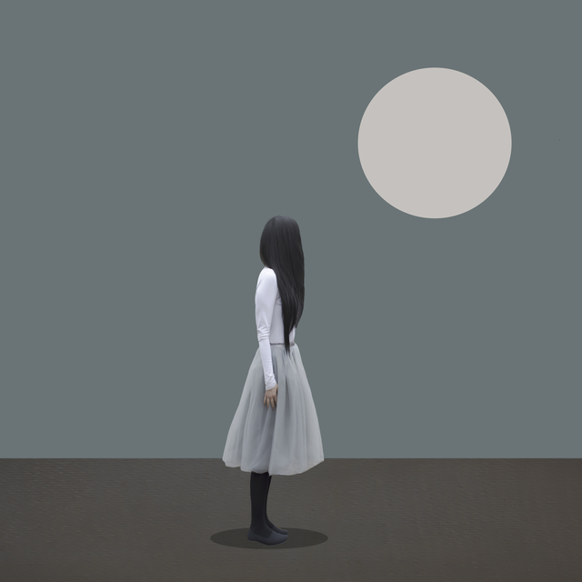 Patty Maher, 'Silvery Moon', 2019, Abbozzo Gallery
