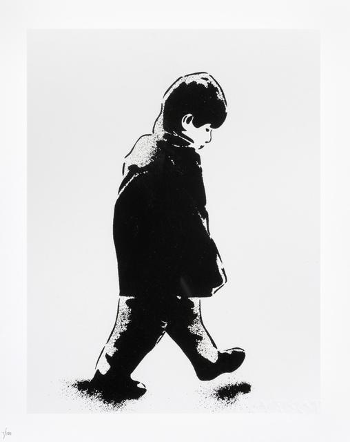 ICY and SOT, 'Little Boy (White)', 2014, Tate Ward Auctions