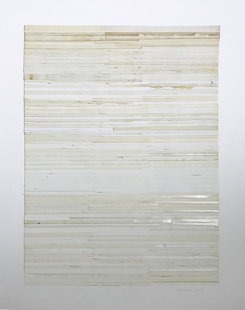 Jose Manuel Fors, 'Palimpsesto', 2019, Pan American Art Projects