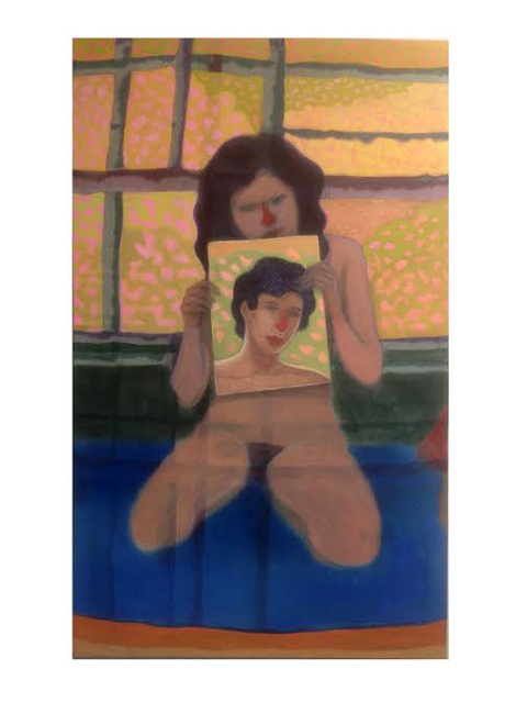 , 'Chuckhold (Pillow),' 2017, V1 Gallery