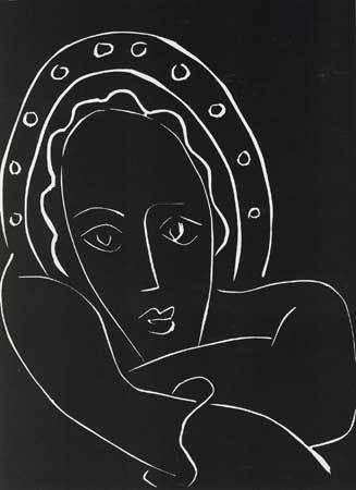 , '...Le regard fixe, les joues en feu...,' 1944, Galerie d'Orsay