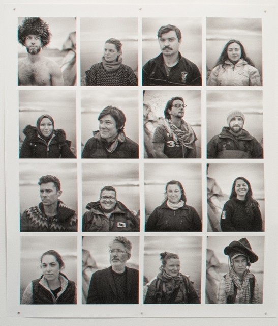 G.P. LeBourdais, 'Arctic Solstice Portraits', 2017, Fort Worth Contemporary Arts