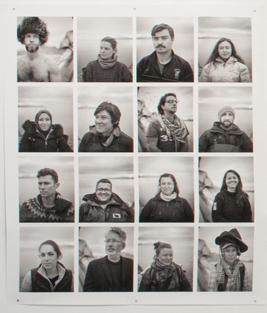 , 'Arctic Solstice Portraits,' 2017, Fort Worth Contemporary Arts