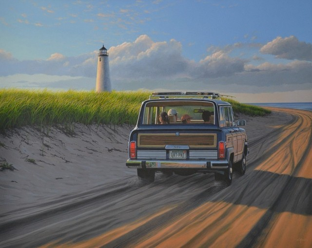 , 'Heading to the Point,' 2014, Quidley & Company
