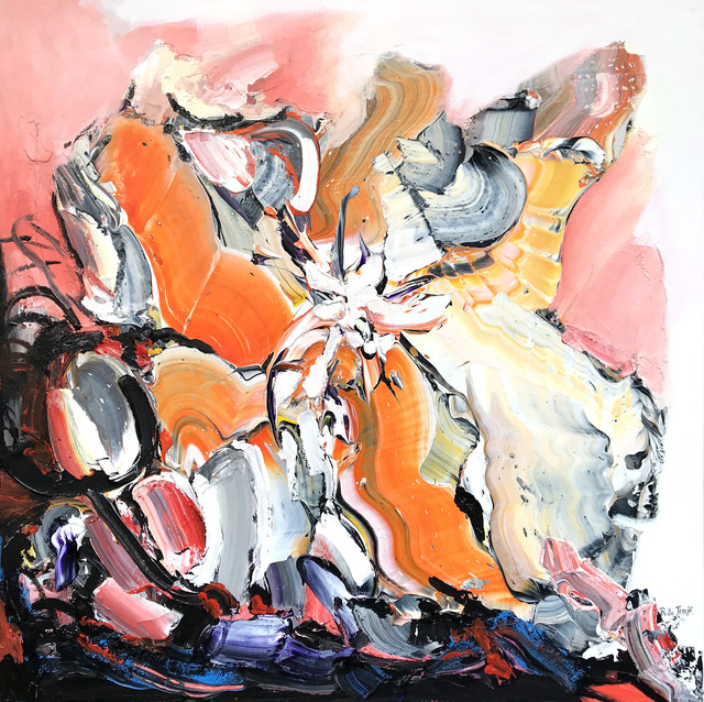 Palla Jeroff, 'Lilium Blossom IV', ca. 2019, Wentworth Galleries
