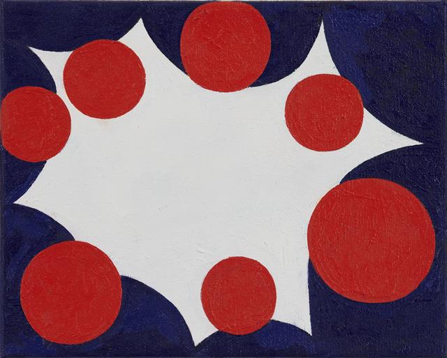 , '5772,' 2013, Tibor de Nagy