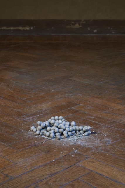 Finbar Ward, 'A Bunch of Grapes', 2019, Palazzo Monti