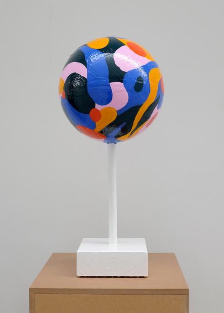 , 'Wood Sculpture II,' 2016, Mini Galerie