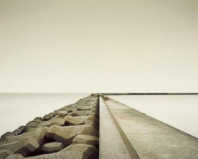 , 'Harbor Suo-Nada Sea Japan,' 2010, CYNTHIA-REEVES