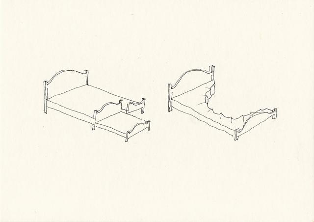 , 'Bed Bite,' 2017, Resource Art