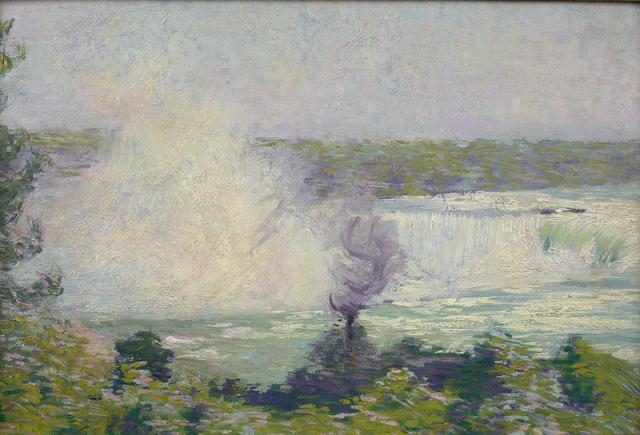 , 'Niagara Falls,' ca. 1910, Debra Force Fine Art