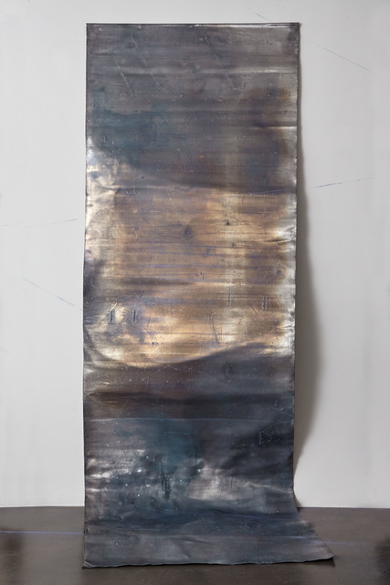 , 'Carta del cielo. Dicembre,' 2018, Galleria Anna Marra