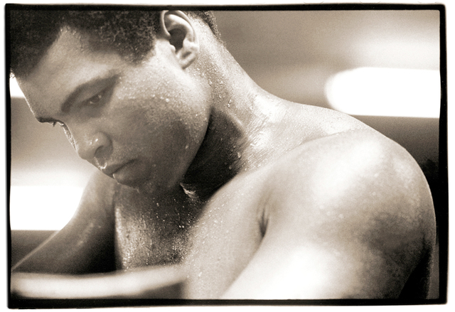 , ' Muhammad Ali, The Champ,' 1978, Richard Beavers Gallery