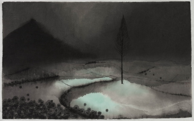 , 'Paddy Fields No.1,' 2015, Asia Art Center