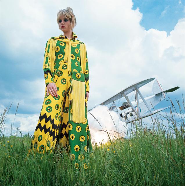 , 'Ossie Clark / Plane Crash,' , Holden Luntz Gallery