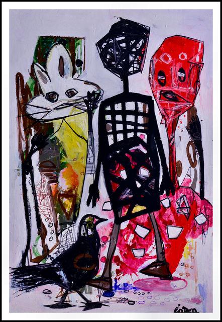 , 'Free Time,' 2016, Iarca Gallery