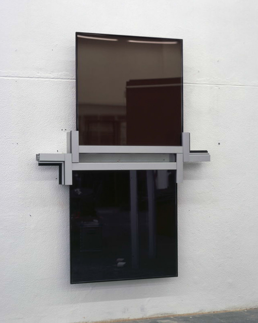, 'Double Glass #3,' 2004, Galeria Filomena Soares