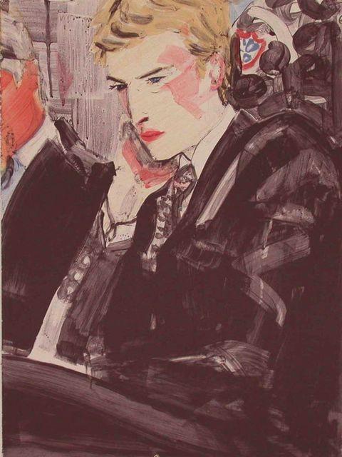 Elizabeth Peyton, 'Prince William', 2000, Derriere L'Etoile Studios