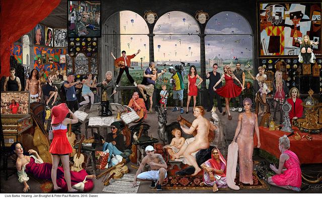 , 'Hearing,' 2016, Galeria Contrast