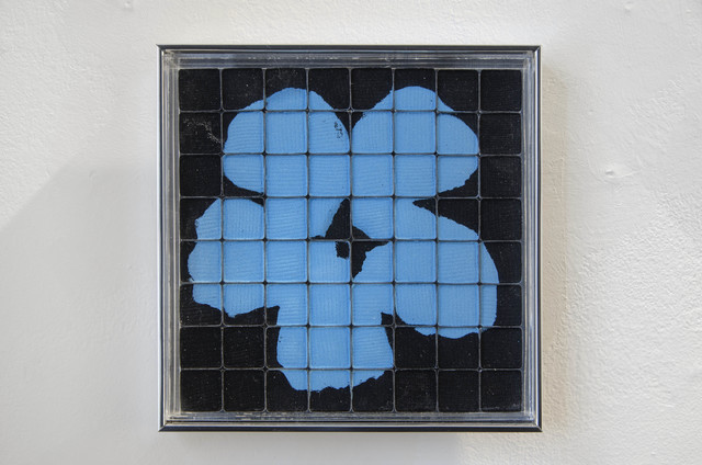 , 'Untitled (Azure Blue Flower),' 2012, Shoshana Wayne Gallery