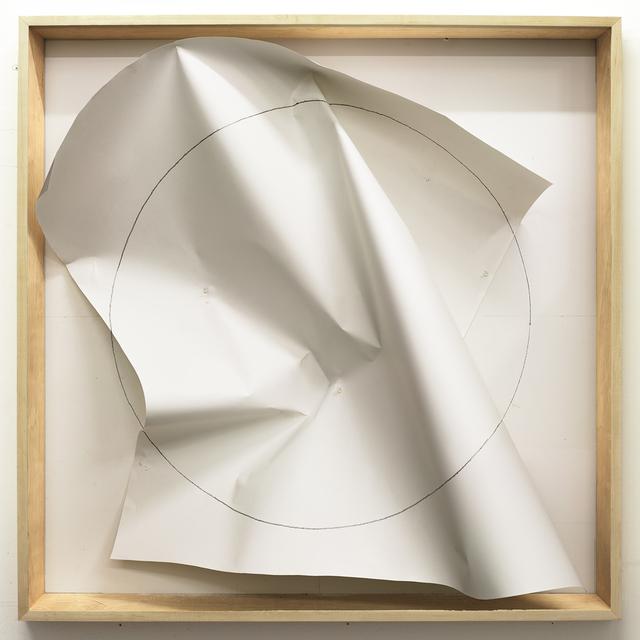 , 'Paper V,' 2019, Luis De Jesus Los Angeles