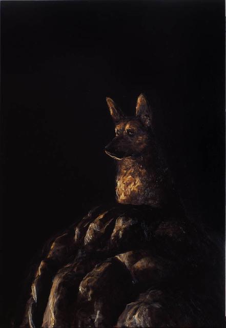 , 'Xólotl en la caverna,' 2009, Nina Menocal Gallery