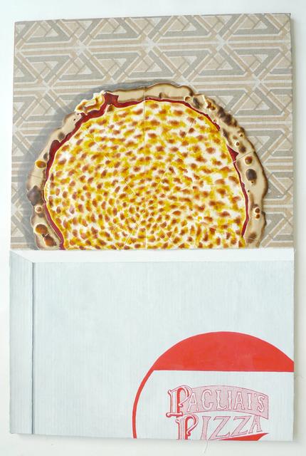 , 'Cheese Pizza,' 2015, P.P.O.W