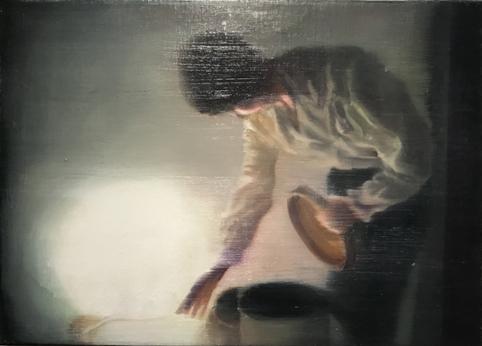 , 'Luz detenida,' , Sala Parés