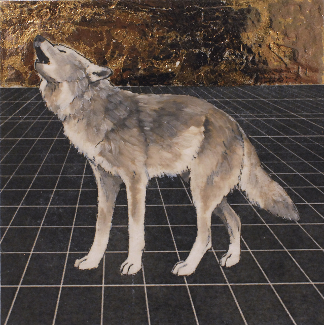 Alexis Kandra, 'Howling Wolf', 2019, Deep Space Gallery