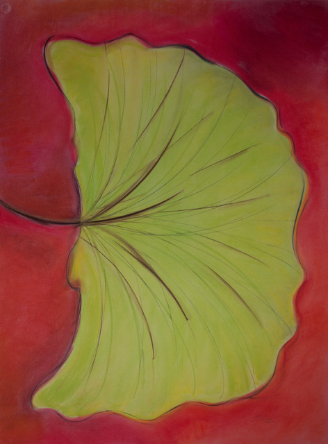 Jo-Ann Acey, 'Green Leaf', 2013, 440 Gallery