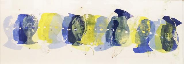 , 'Conscious Collaborators I,' 2017, Deep Space Gallery