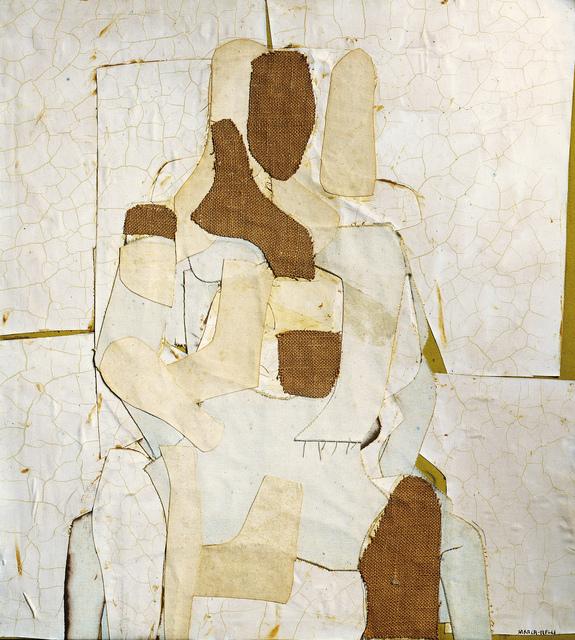 , 'Seated Figure,' 1955, Open Art