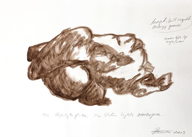 , 'The Highlights Glisten,' , Galerie Parisa Kind