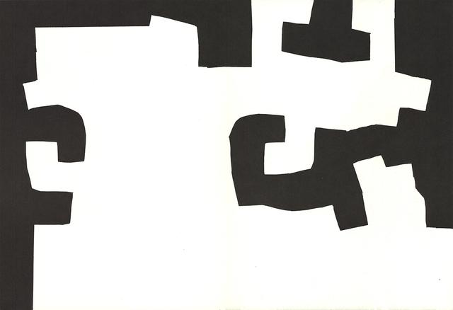Eduardo Chillida, 'Sans Titre (Untitled)', 1973, Print, Stone Lithograph, ArtWise