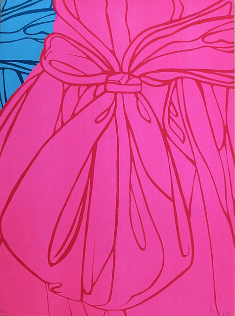 Ana Mercedes Hoyos, 'Dress and Bow (Pink)', 2005, RoGallery
