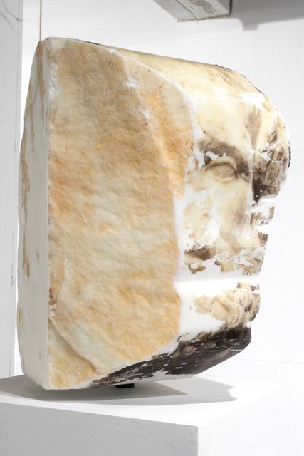 , 'Head of Euripides,' 2016, Proto Gallery