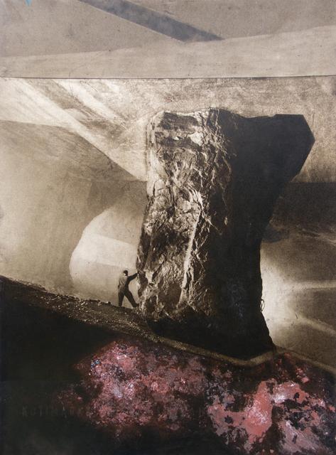 , 'Untitled (Lager),' 2014, Galerie Kleindienst