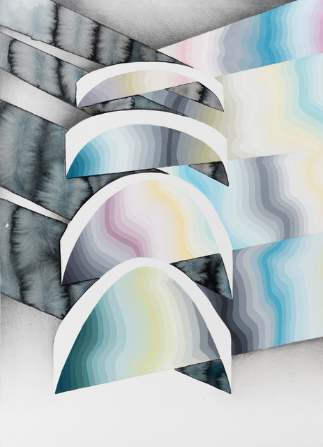 , 'Variations 21,' 2016, Moskowitz Bayse