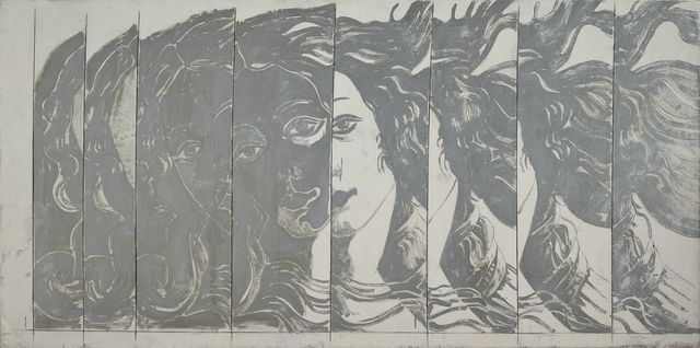 , 'Venus, after Botticelli (Da Botticelli, la Venere),' 1965, Peggy Guggenheim Collection