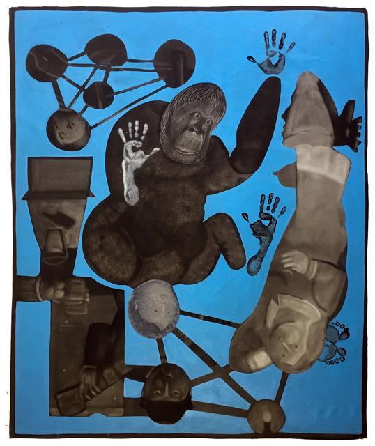 , '3821 (After Fernando Botero),' 2017, Mazel Galerie