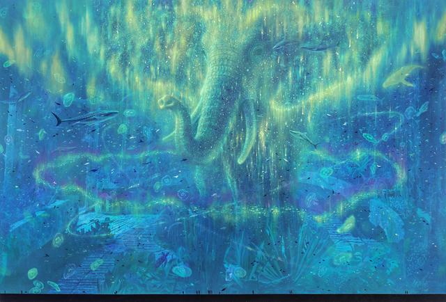 , 'Drifting Series: Cosmic Ocean Observatory,' 2017, Liang Gallery