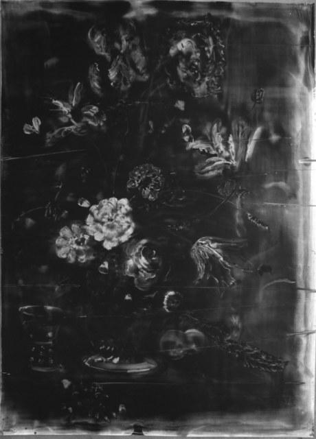 , 'No man's Flowers,' 2017, RYAN LEE