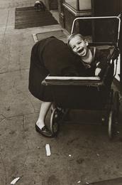 Helen Levitt, 'New York (baby carriage),' 1940s, Phillips: Photographs (April 2017)