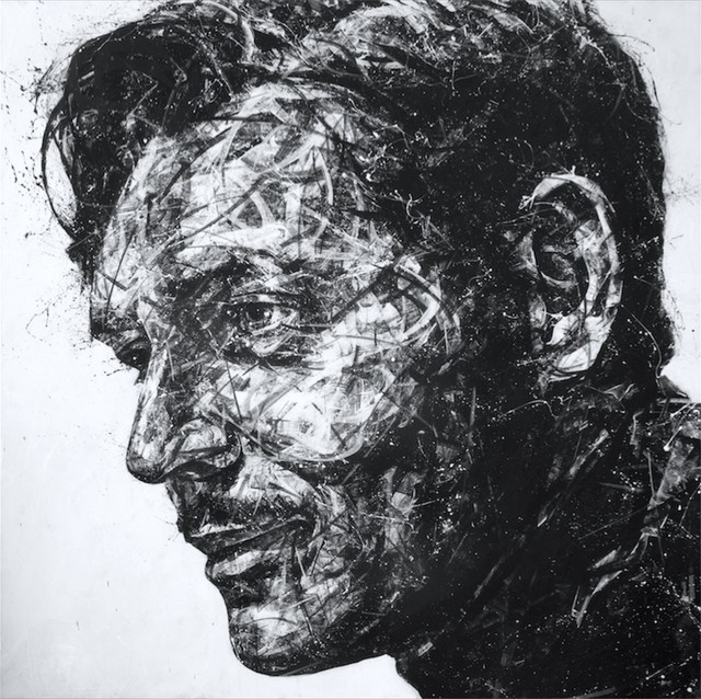 Aaron Reichert, 'Clark Gable', 2018, Thornwood Gallery