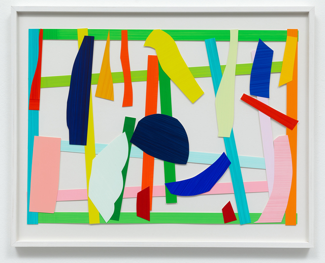 , 'Gartenbild 15 Ed.,' 2008, Galerie Christian Lethert