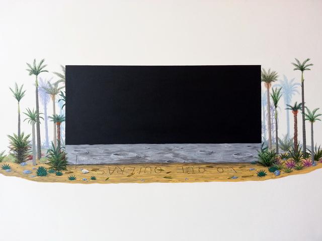 , 'Moon Walk,' 2014, Miranda Bosch