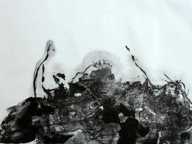 , 'Like a Mountain 像一座山,' 2014, Harmony Art Gallery