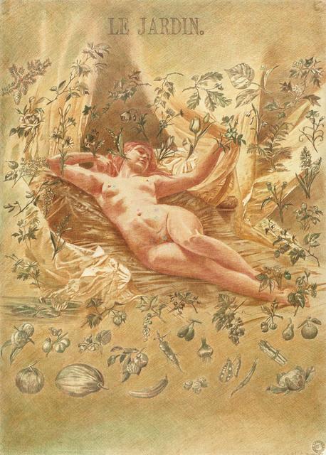 , 'Le Jardin. / The Garden.,' 1975, Galerie Hubert Winter