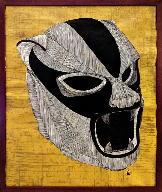 , 'War Panther,' 2019, Dab Art