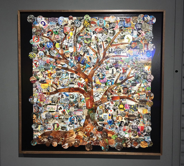 "Lev ""Lever"" Rukhin, 'Lapsarian Tree limited edition prints', 2019, L'Atelier Ldep Concierge & Gallery"